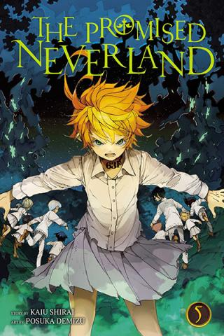 The Promised Neverland Vol 5