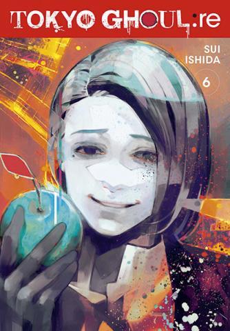 Tokyo Ghoul: re Vol 6