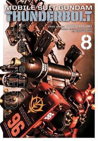 Mobile Suit Gundam Thunderbolt Vol 8