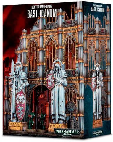 Basilicanum - Sector Imperialis