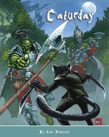 Caturday (5e)