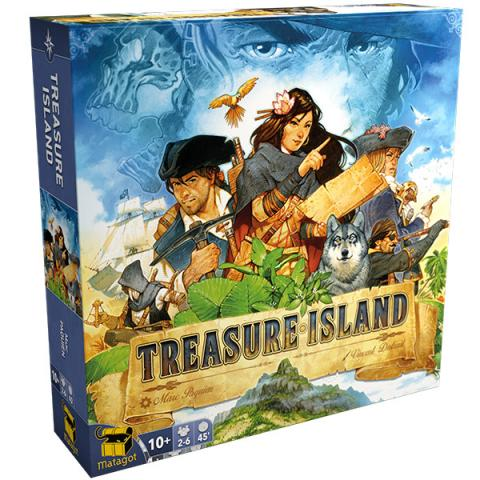 Treasure Island - The Board Game