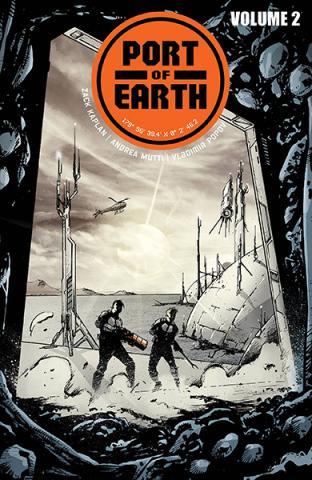 Port of Earth Vol 2