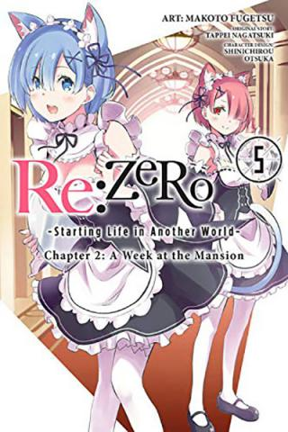 Re: Zero Chapter 2: A Week at the Mansion Part 5