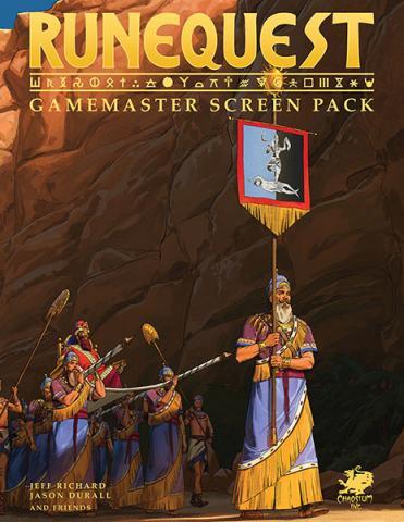 Gamemaster Screen Pack