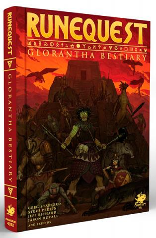 RuneQuest - The Glorantha Bestiary