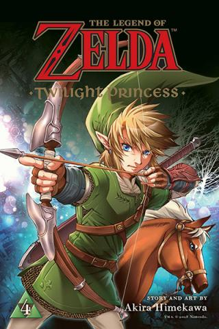 The Legend of Zelda Twilight Princess Vol 4
