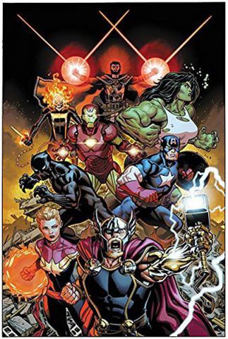 Avengers by Jason Aaron Vol 1: The Final Host