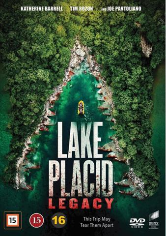 Lake Placid 6: Legacy