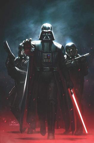 Star Wars: Darth Vader Vol 1: Dark Heart of the Sith