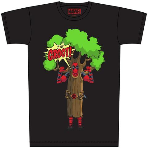 Deadpool I am Groot