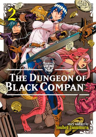 The Dungeon of Black Company Vol 2