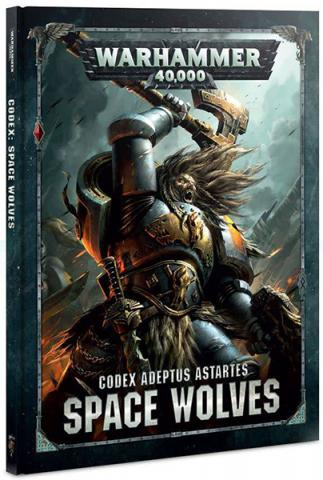 Codex: Space Wolves (2018)