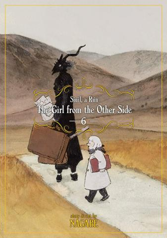 The Girl From the Other Side: Siuil, a Run Vol 6