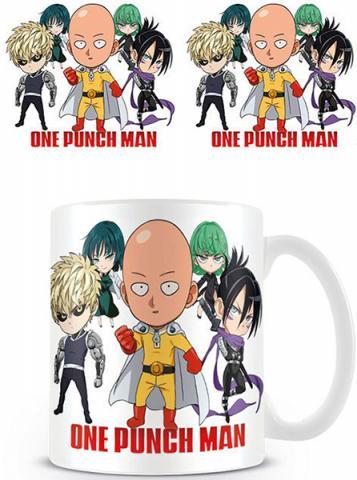 One Punch Man Mug Chibi