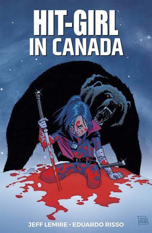 Hit-Girl Vol 2: Hit-Girl in Canada