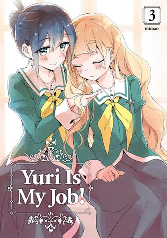 Yuri Is My Job! 3
