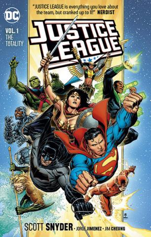 Justice League Vol 1: The Totality