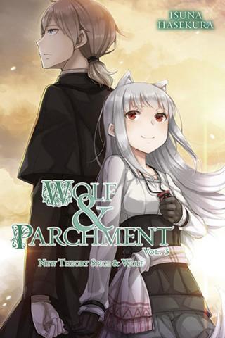 Wolf & Parchment Light Novel 3