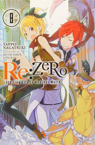 Re: Zero Light Novel 8