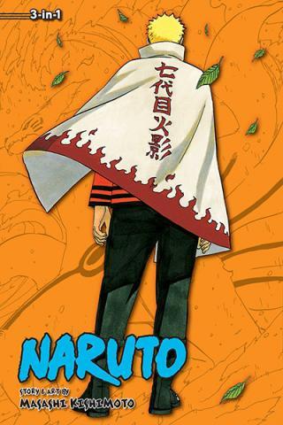Naruto 3-in-1 Vol 24