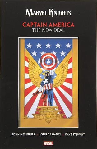 Marvel Knights: Captain America The New Deal