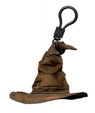 Harry Potter Talking Mini Sorting Hat Backpack Buddie 10 cm