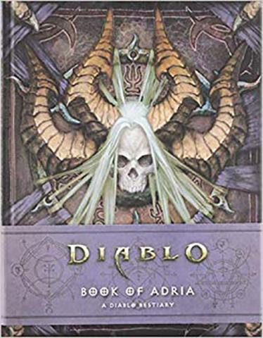 Diablo III: Book of Adria