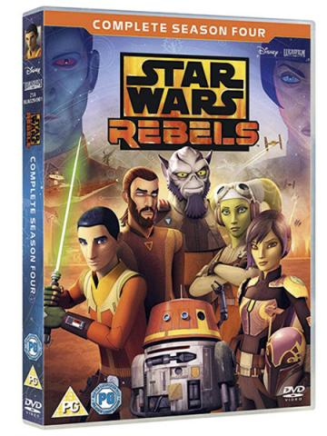 Star Wars Rebels, Season 4