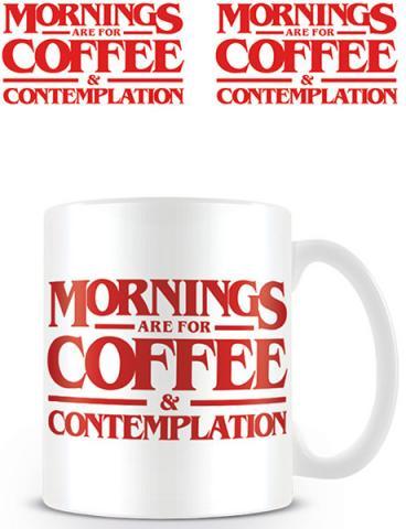 Mug Coffee and Contemplation