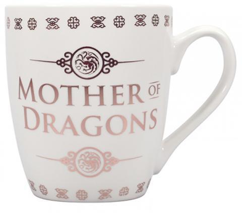 Tapered Mug: Khaleesi (Mother of Dragons)