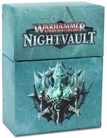 Warhammer Underworlds: Nightvault - Deck Box