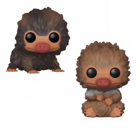 Fantastic Beasts 2 Baby Nifflers Pop! Vinyl Figure 2-Pack