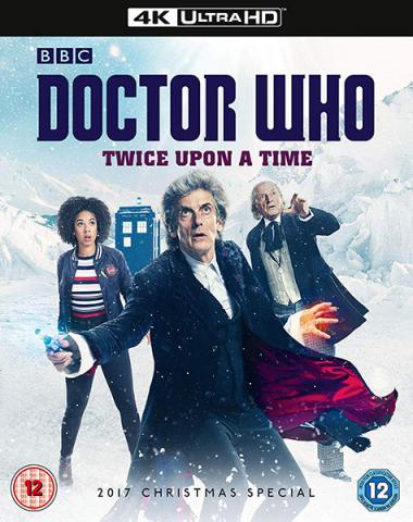 Doctor Who 2017 Christmas Special: Twice Upon a Time (4K Ultra HD)