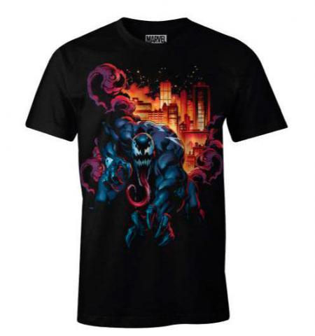 Venom City Fire