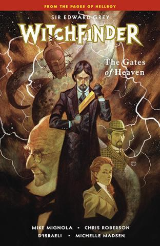 Witchfinder: The Gates of Heaven