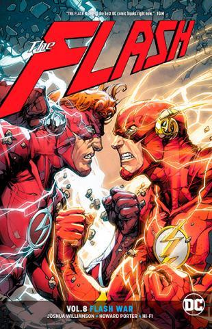 The Flash Vol 8: Flash War