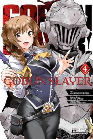 Goblin Slayer Vol 4
