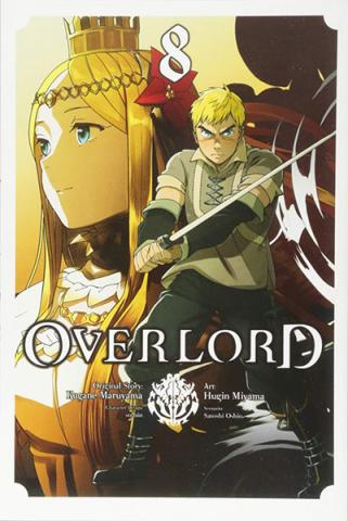 Overlord Vol 8