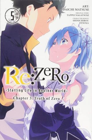 Re: Zero Chapter 3: Truth of Zero Part 5