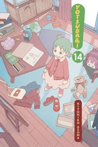 Yotsuba Vol 14
