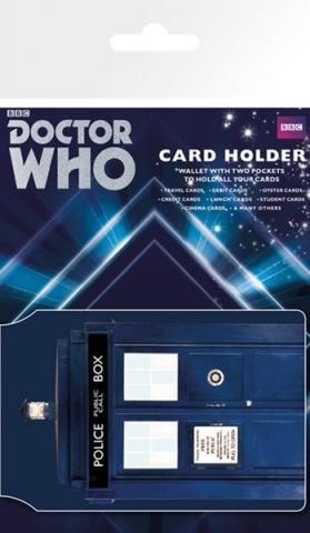 Tardis Card Holder