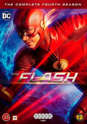 The Flash, Complete Fourth Season