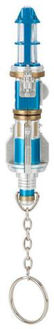 Doctor Who 12th Doctor Sonic Screwdriver LED Torch Keychain