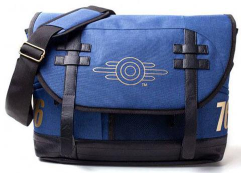 Fallout 76 Messenger Bag