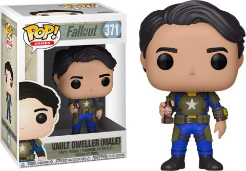 Vault Dweller Male Pop! Vinyl Figure