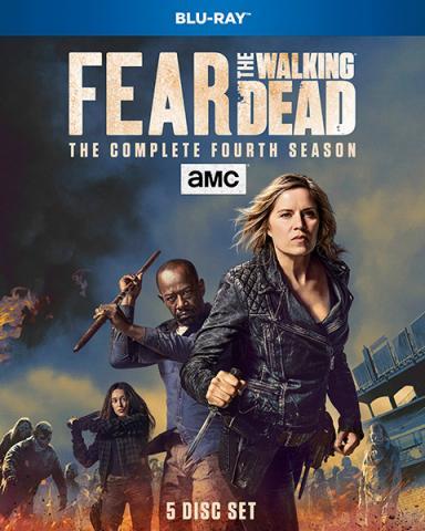 Fear the Walking Dead, Season 4
