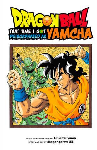 Dragonball: That Time I Got Reincarnated as Yamcha