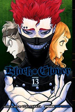 Black Clover Vol 13