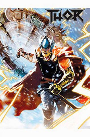 Thor Vol 1: God of Thunder Reborn